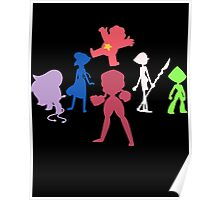 Steven Universe (The Crystal Gems) <3 Poster