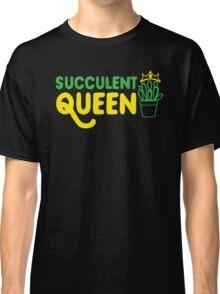 Succulent queen Classic T-Shirt