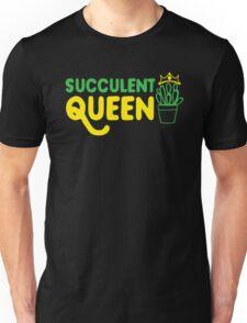 Succulent queen Unisex T-Shirt