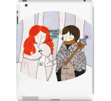You Know Nothing iPad Case/Skin