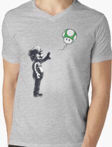 Plumber with mushroom T-Shirt