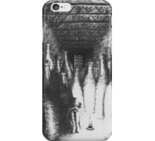 Lost amongst giants iPhone Case/Skin