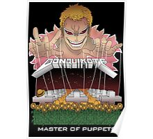 Master of puppets Poster