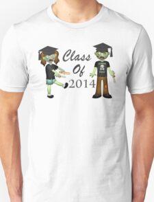 Zombie Class Of 2014 T-Shirt
