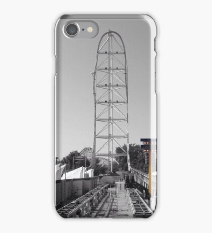 Top Thrill Dragster iPhone Case/Skin