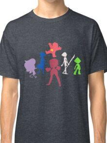 Steven Universe (The Crystal Gems) <3 Classic T-Shirt
