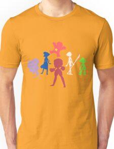 Steven Universe (The Crystal Gems) <3 Unisex T-Shirt