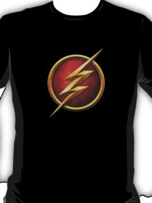 The Flash CW Symbol Shirt T-Shirt