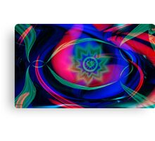Secret of my heart-Abstract Art + Design products Canvas Print