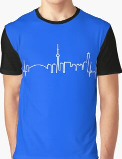 Toronto Heartbeat Graphic T-Shirt
