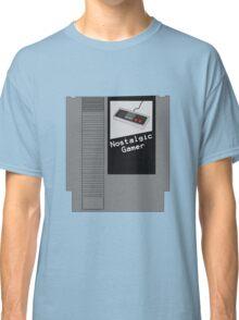NES Cartridge - Nostalgic Gamer Classic T-Shirt