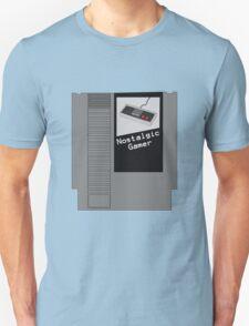 NES Cartridge - Nostalgic Gamer Unisex T-Shirt