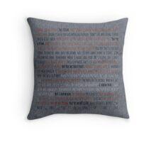Stucky Throw Pillow