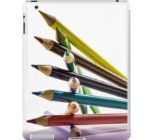 Pencil Stack iPad Case/Skin