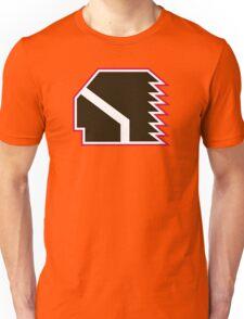 Thompson Wrestling Sticker Unisex T-Shirt