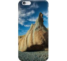 Frazer beach rock iPhone Case/Skin