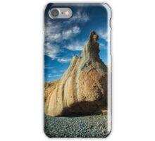 Frazer beach rock iPhone Case/Skin