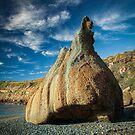Frazer beach rock by damiankafe