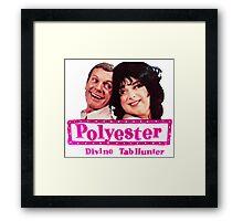 """""""Polyester (1981)"""" Framed Print"""