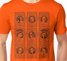 tango leaders in black Unisex T-Shirt
