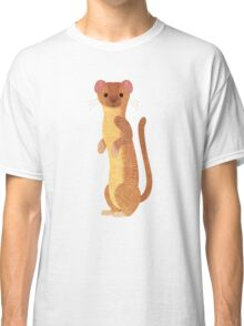 W is for Weasel Classic T-Shirt