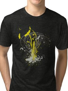 migratory patterns Tri-blend T-Shirt