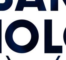 San Holo Cold Sticker