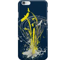 migratory patterns iPhone Case/Skin