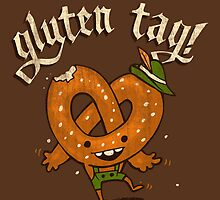 Gluten Tag! by Brian Cook