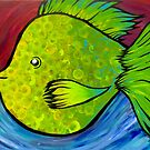 Funky Fish by Tracey Quick
