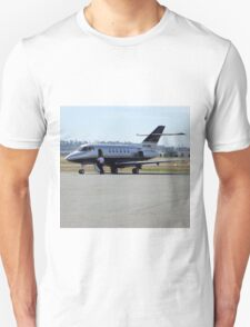 Plane rural airport Unisex T-Shirt
