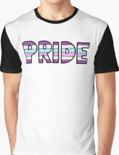 Intersex Pride Flag Graphic T-Shirt