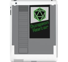 Dungeon Master NES Cartridge Mash Up iPad Case/Skin