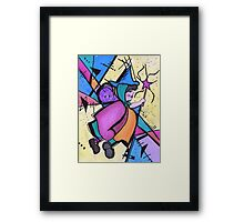 Everyone needs a fairy god mother  Framed Print