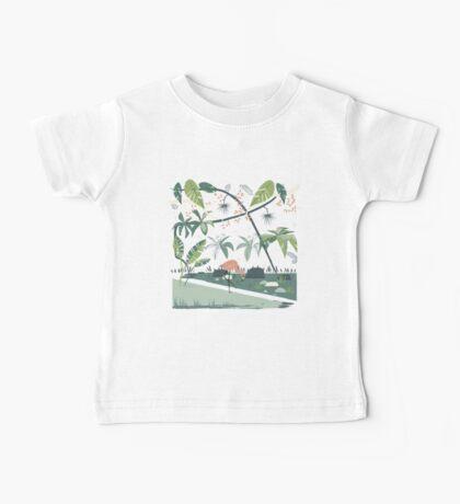 Nightshade Jungle Baby Tee