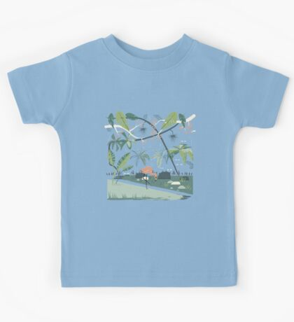Nightshade Jungle Kids Clothes