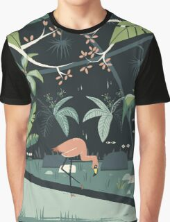 Nightshade Jungle Graphic T-Shirt