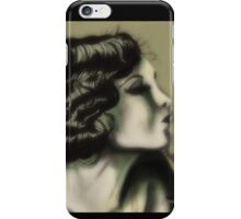 1930's Lady iPhone Case/Skin