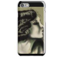 1930's Lady iPhone Case/Skin
