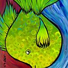 Funky Fish Bon Voyage by Tracey Quick