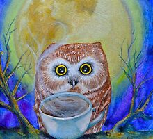 Night Owl by HeatherGillmer