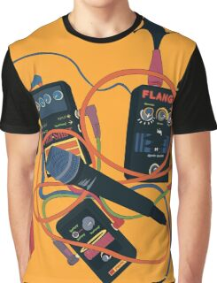 Pedals from Space Graphic T-Shirt
