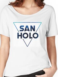 San Holo Cold Women's Relaxed Fit T-Shirt