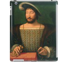 Francis I of France iPad Case/Skin