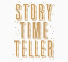 STORY TIME TELLER One Piece - Long Sleeve
