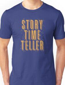 STORY TIME TELLER Unisex T-Shirt