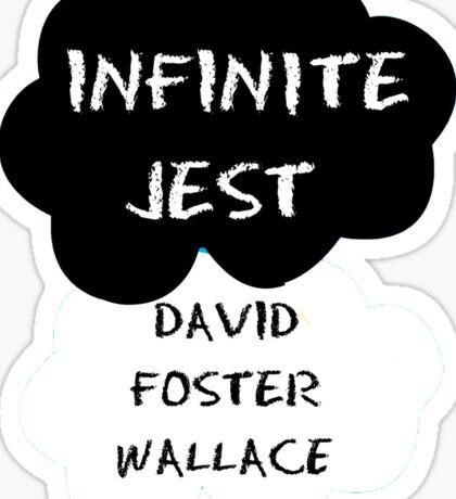 Infinite Jest Sticker