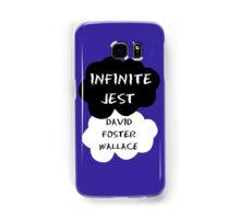 Infinite Jest Samsung Galaxy Case/Skin