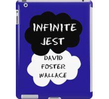 Infinite Jest iPad Case/Skin