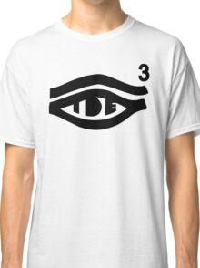 TDE Hiii Power Logo 3 Classic T-Shirt